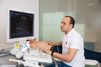 Amsterdam Tourist Doctors ultrasound research